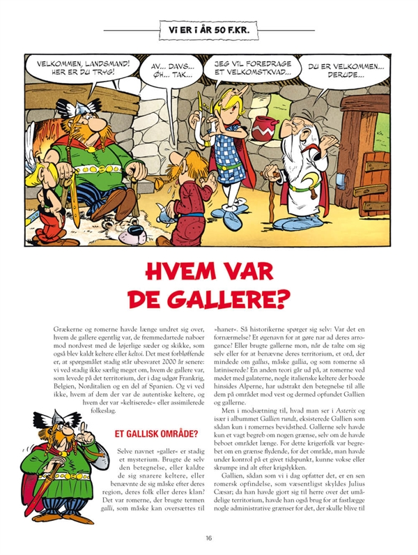 Den store Asterix 1 side 16