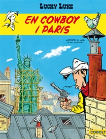 Lucky Luke: En cowboy i Paris