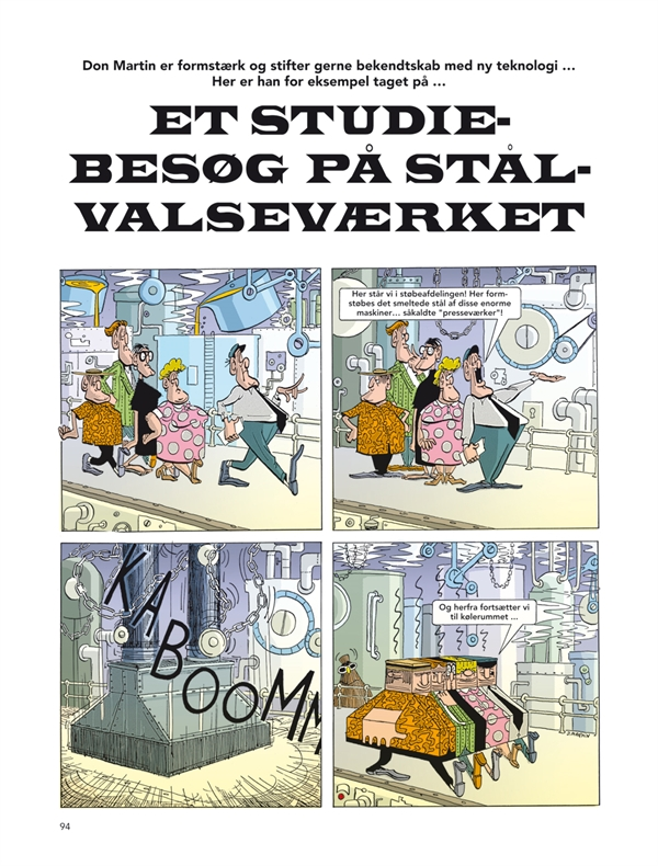 MAD - De største tegnere 1: Don Martin side 94