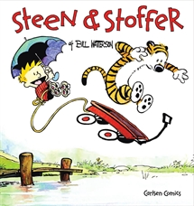 Steen & Stoffer 1 - softcover forside