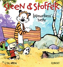 Steen & Stoffer 3: Lapmarkens helte - softcover forside